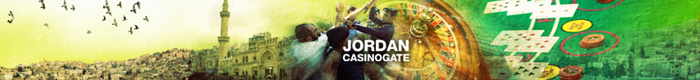 Jordon Casino Gate